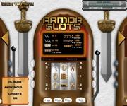 Armor slots gra online