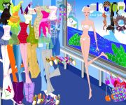 Colorful Dress Up gra online