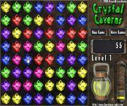 Crystal Caverns gra online