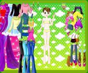Extreme Fashion Dress Up 2 gra online
