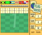Flag Bricks gra online