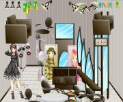 Freaky Style Room Makeover gra online