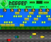Frog Hopper gra online
