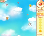 Icarian Adventure in the Clouds gra online