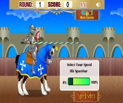 Medieval Jousting gra online