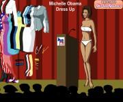 Michelle Obama Dress Up gra online