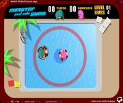 Monster Poolside Sumo gra online