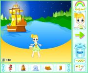 Peter Pan Neverland Decoration gra online