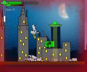 Saucer Destruction 3: Armageddon gra online