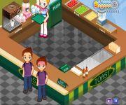 Snack Shop gra online