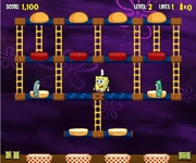 Spongebob patty gra online