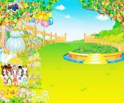 Udekoruj Anielski Ogród gra online