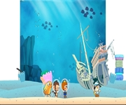 Under the sea gra online