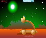 Alien bounce gra online