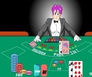 Anime blackjack gra online