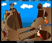 Castle defender gra online