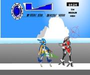 Robot Warrior gra online