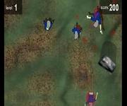 Zombie patrol gra online